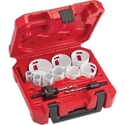 Picture of Milwaukee® 13 Piece General Purpose Hole Dozer™ Hole Saw Kit