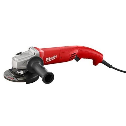 """Picture of Milwaukee® 11 Amp 5"""" Small Corded Angle Grinder Trigger Grip, AC/DC, No Lock"""