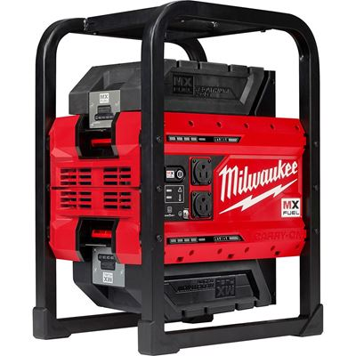 Picture of Milwaukee® MX FUEL™ CARRY-ON™ 3600W/1800W Power Supply Kit