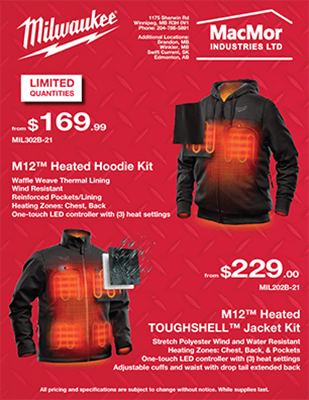 Picture for Milwaukee - September 2019 - Heated Gear Flyer