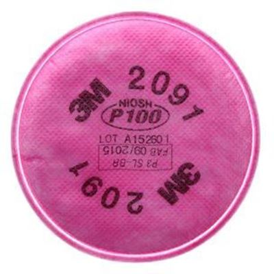 Picture of 3M P100 Pancake Particulate Filter