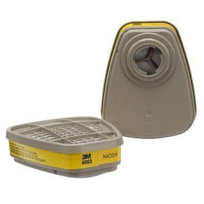 Picture of 3M Organic Vapour/Acid Gas Cartridges
