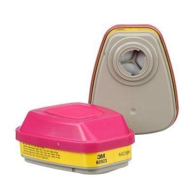 Picture of 3M™ Organic Vapour/Acid Gas/P100 Cartridges