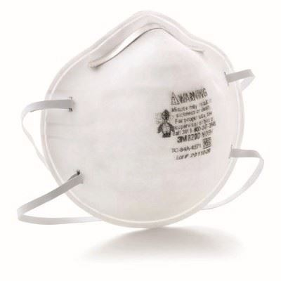 Picture of 3M™ 8200 Particulate Respirator N95