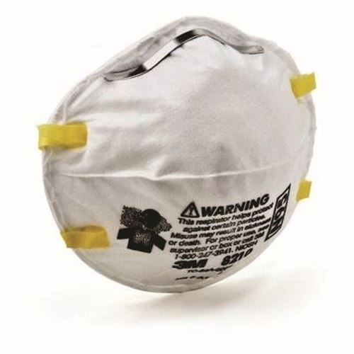 Picture of 3M 8210 Particulate Respirator N95