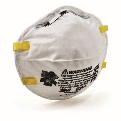 Picture of 3M™ 8210 Particulate Respirator N95