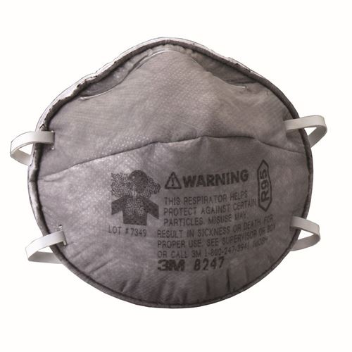 Picture of 3M™ 8247 Particulate Respirator R95