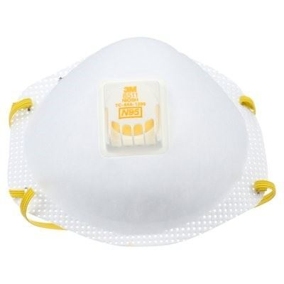 Picture of 3M 8511 Particulate Respirator N95