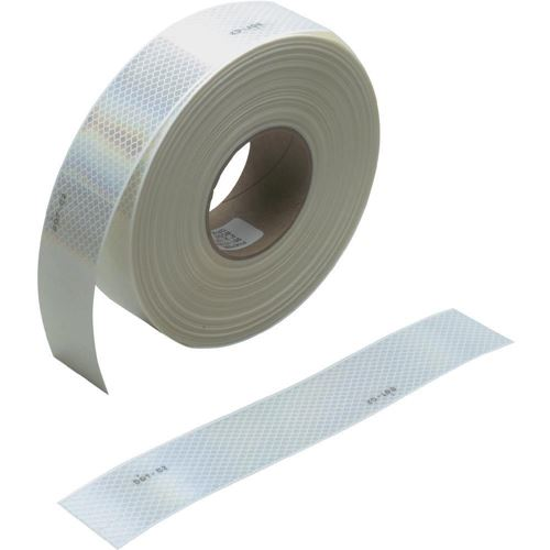 """Picture of 3M™ Diamond Grade White Conspicuity Marking Tape - 1"""" x 150'"""
