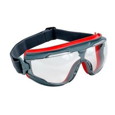 Picture of 3M GoggleGear™ Splash Goggles - Scotchgard Anti-Fog Clear Lens