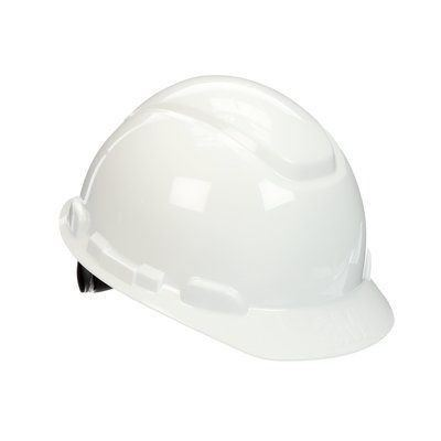 Picture of 3M White 700 Series Type 1 Hard Hat with Ratchet Suspension
