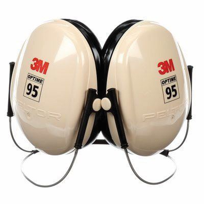 Picture of 3M Peltor™ Optime™ 95 Series Behind-the-Head Earmuffs