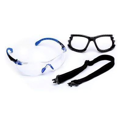 Picture of 3M Solus Protective Eyewear with Clear Scotchgard™ Anti-Fog Coating