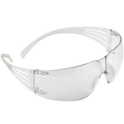 Picture of 3M SecureFit SF201 Series Protective Eyewear with Clear Anti-Fog Lens