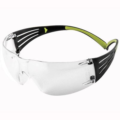 Picture of 3M SecureFit SF401 Series Protective Eyewear with Clear Anti-Fog Lens
