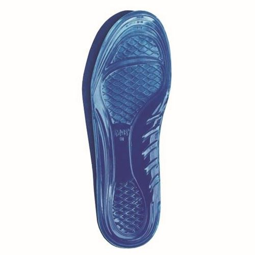 Picture of Men's Gel Work Insoles - Trim to Fit