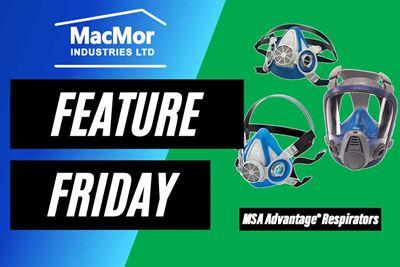 Picture for MSA Advantage Respirators | FF12
