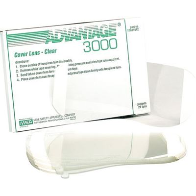 Picture of MSA Advantage® Clear Lens Covers