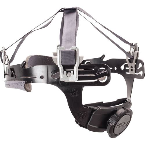 Picture of MSA Fas-Trac® III 4-Point Ratchet Suspension for V-Gard® Helmets