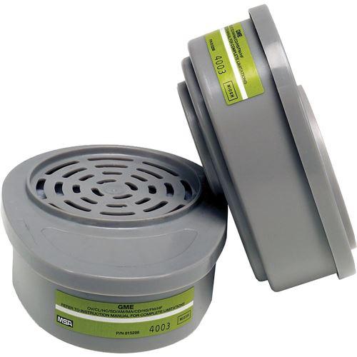 Picture of MSA Advantage® Multi-Gas Cartridge