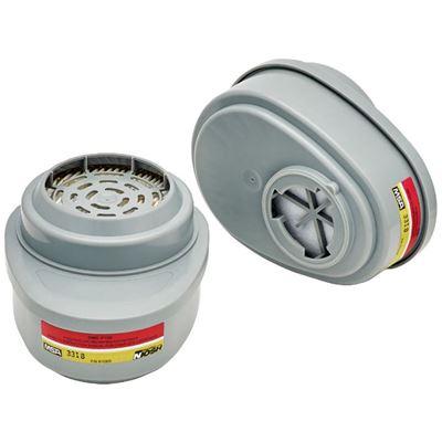 Picture of MSA Advantage® Multi-Gas/P100 Combination Cartridge