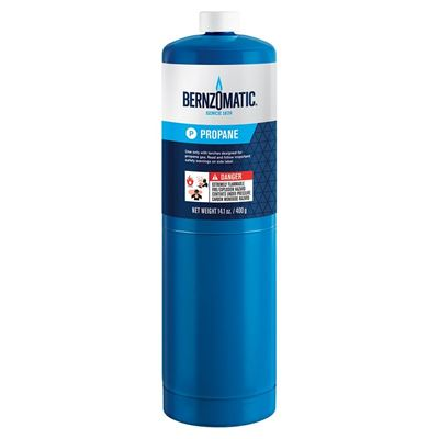 Picture of Bernzomatic® TX9 14.1 oz. Propane Cylinder