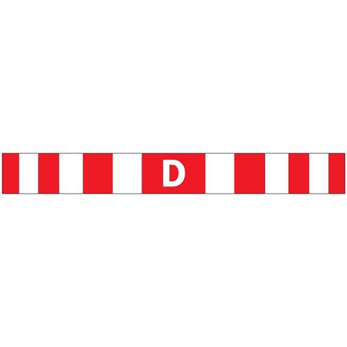 """Picture of D-Dimensional Load Sign - 12"""" x 96"""""""