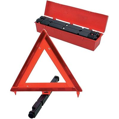 Picture of Highway Safety Triangular Warning Kit