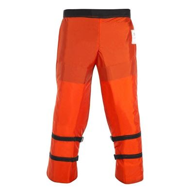 Picture of Natpro Orange Chainsaw Chaps