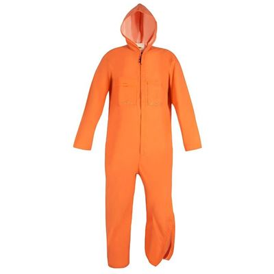 Picture of Natpro 742 Orange FR Neoflex Coverall