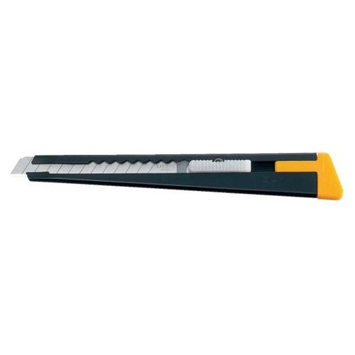 Picture of OLFA® 180 Metal Body Slide Mechanism Utility Knife with Blade Snapper