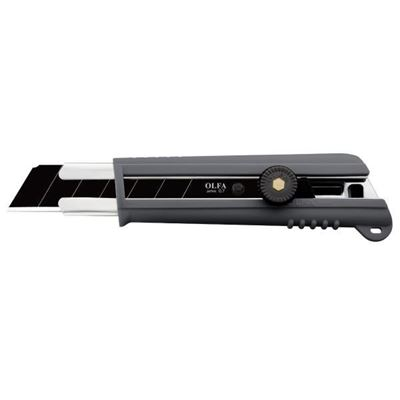 Picture of OLFA® NH-1 Rubber grip ratchet-lock utility knife (NH-1)
