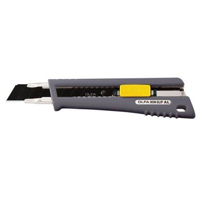 Picture of OLFA® NL-AL Rubber grip auto-lock utility knife
