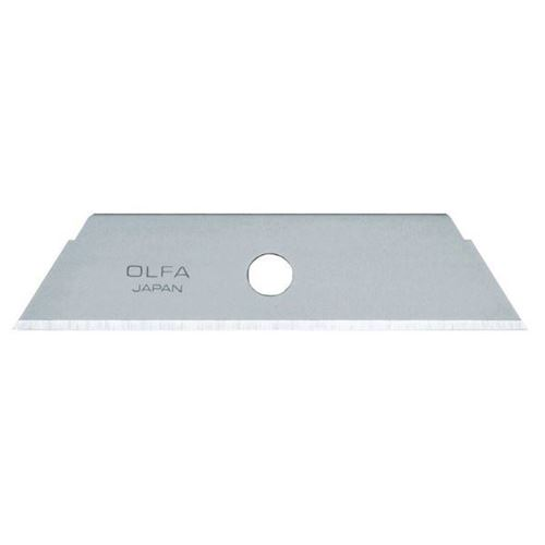 Picture of OLFA® SKB-2 Trapezoide Blades for Safety Knives