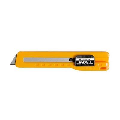 Picture of OLFA® SL-1 Slide mechanism utility knife