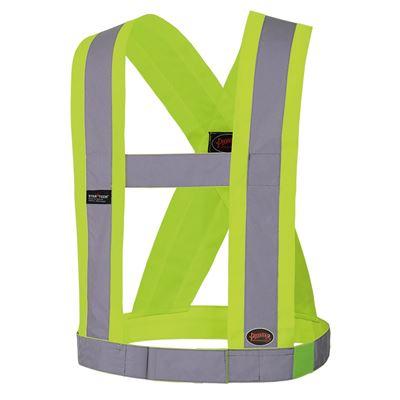 Picture of Pioneer® Hi-Viz Safety Sash
