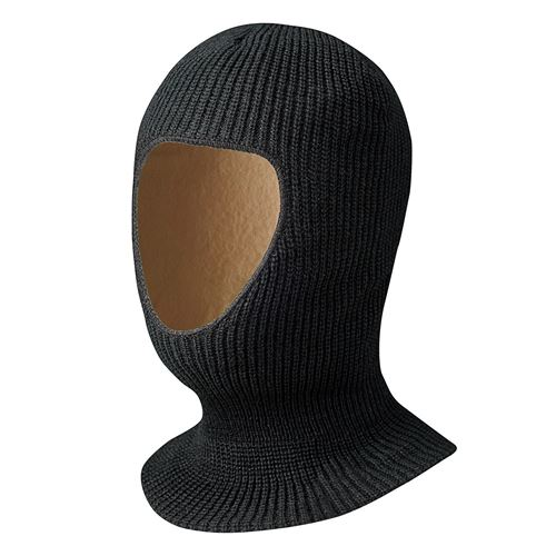 Picture of Pioneer InsulTech™ 1-Hole Black Balaclava