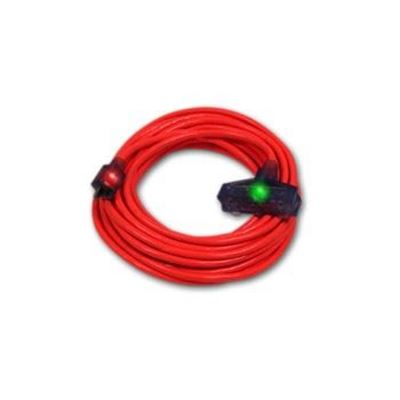 "Picture of Pro Glo® Triple Outlet 12/3 Extension Cords with ""CGM"" Technology"