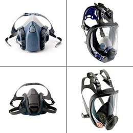 Picture for category Reusable Respirators