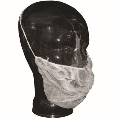Picture of Ronco Easy Breezy™ Non-Woven Polypropylene Beard Cover