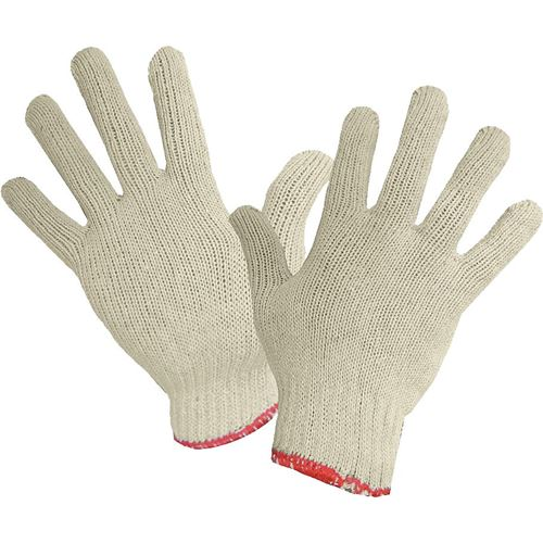 Picture of Ronco Poly/Cotton String Knit Gloves - Large