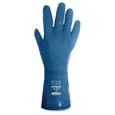 Picture of Ronco 79-455 Integra™ Plus PVC CoPolymer Glove with Fleece Liner