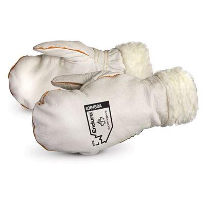 Picture of Superior Glove Endura® Winter Chopper Cowgrain Mitts