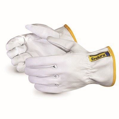 Picture of Superior Glove 378GKTA Endura® Goat-Grain Driver Gloves - Medium