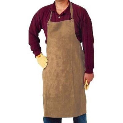"Picture of Superior Glove Top Star Bib Apron - Size 36"" x 24"""
