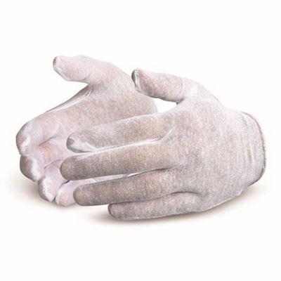 Picture of Superior Glove Lightweight Cotton Slip-On Inspectors Glove
