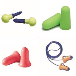 Picture for category Single-Use Earplugs