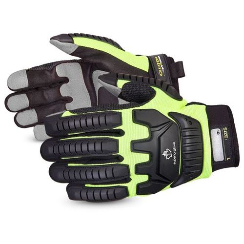 Picture of Superior Glove Clutch Gear® Anti-Impact Mechanics Gloves