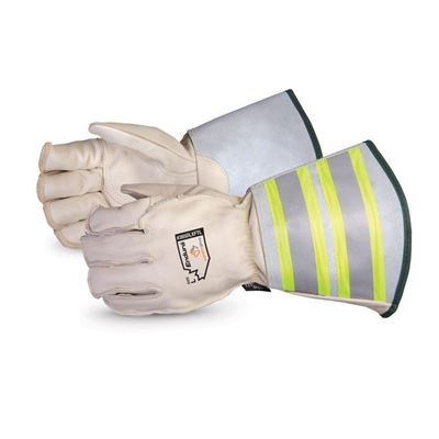Picture of Superior Glove Endura® Deluxe Winter Lineman Horsehide Gloves