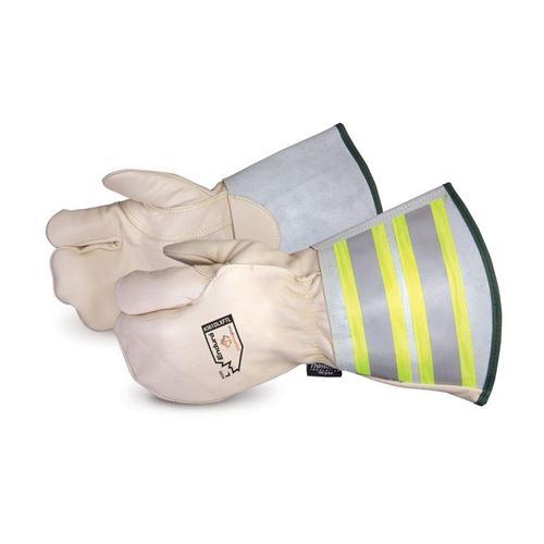 Picture of Superior Glove Endura® Deluxe Winter Lineman Horsehide One Finger Mitt